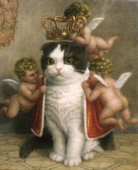 cat royalty