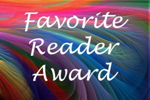 favorite reader award