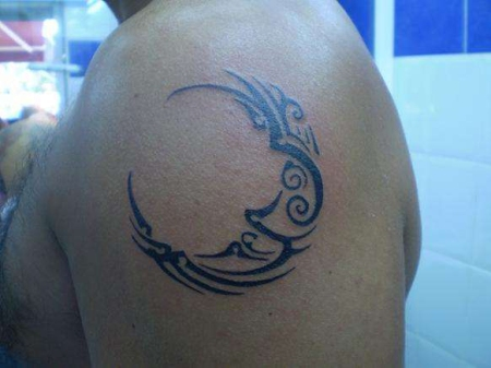 moon shoulder