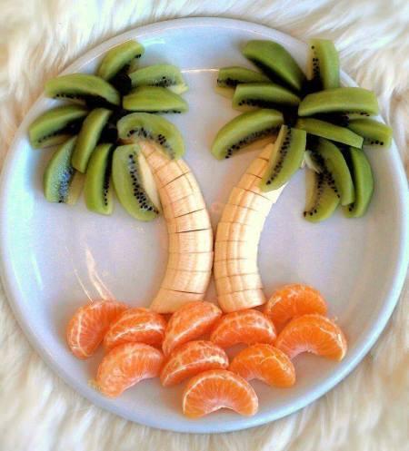 fruit palmtree