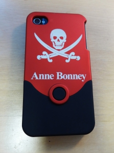 anne bonney phone case