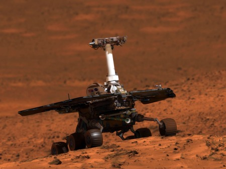 NGCI  Mars Rover - IBMS: #026356 NGCUS Five Year on Mars - Ep Code: 3963