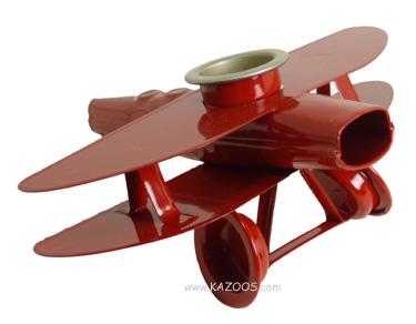 kazoo metal_plane