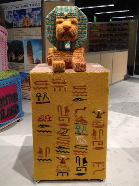 yarn sphinx