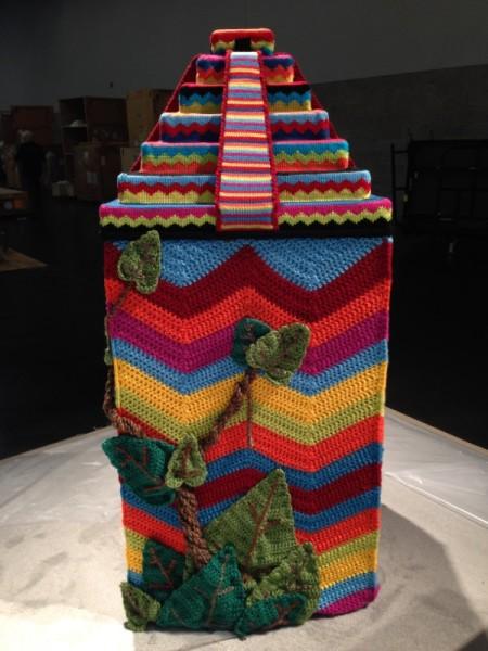 yarn ziggurat