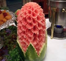 food art melon3