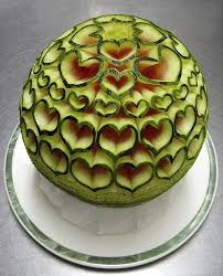 food art melon6