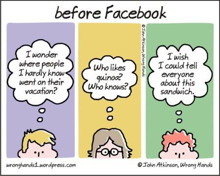 before facebook