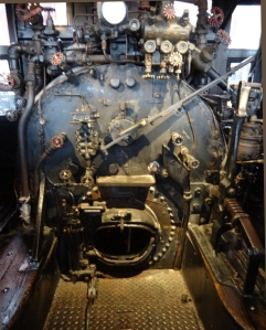 B&O Engine controls