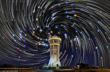 star trails 3
