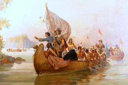 10_Samuel de Champlain