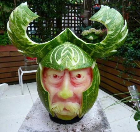 watermelon viking