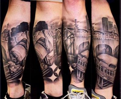 Pittsburgh Tattoo Header
