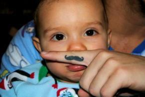 mustache tattoo2