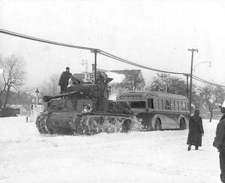 1950 blizzard