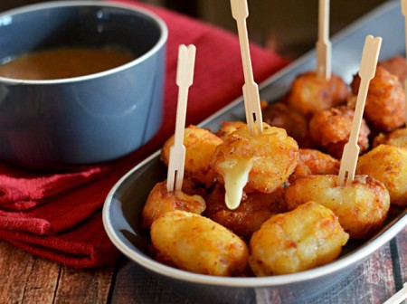 poutine poppers