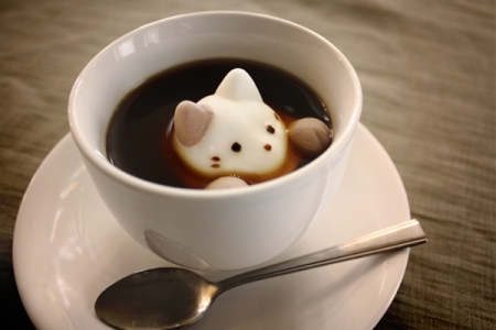 kitty hot choco