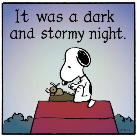 snoopy-typing