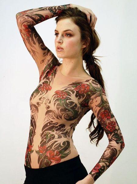 tattoo cloth1