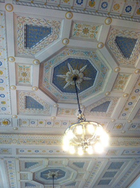 ceiling detail special exhibits