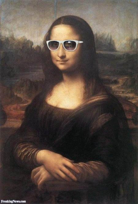 sunglass monaa lisa