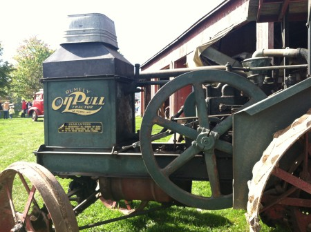 rumley-tractor