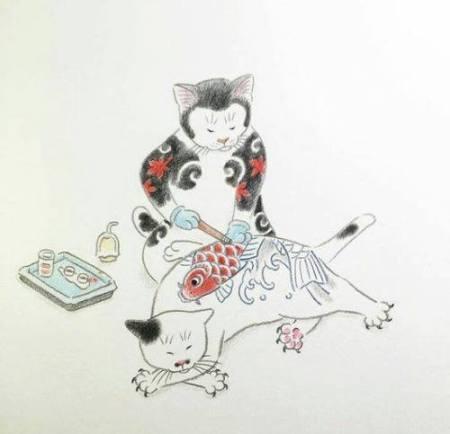 monmon-cats-kazuaki-horitomo-2