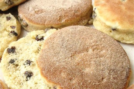 welsh-cakes